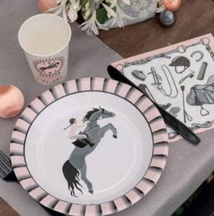 Anniversaire cheval